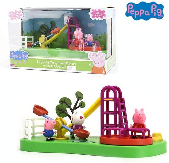 Peppa Pig speeltuin met muziek
